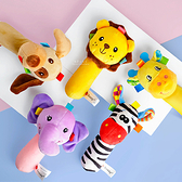 嬰兒絨毛動物安撫BB棒 安撫玩具 玩具