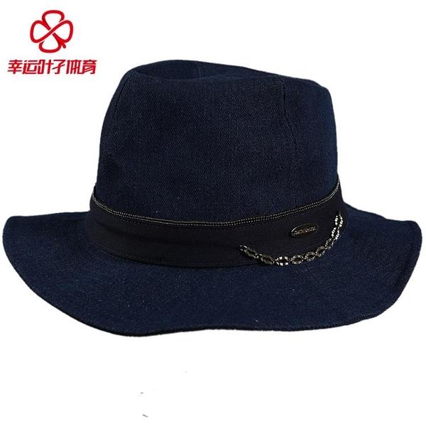 牛仔帽hatson女帽秋冬季新款時尚韓版潮流休閑帽禮帽牛仔帽ins帽子 嬡孕哺
