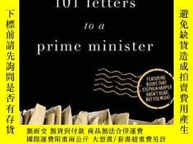 二手書博民逛書店101罕見Letters To A Prime Minister: The Complete Letters To