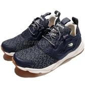 【五折特賣】 Reebok 休閒鞋 Furylite Off TG 深藍 編織 基本款 女鞋【PUMP306】 BD3008