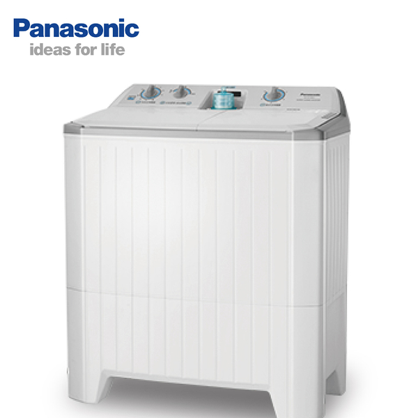 [Panasonic 國際牌]12公斤 雙槽洗衣機 NA-W120G1