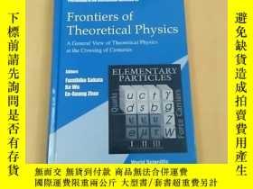 二手書博民逛書店Frontiers罕見of Theoretical Physic