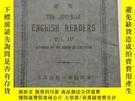 二手書博民逛書店罕見初級英語讀本四冊第4集Y401046 商務印書館 同上 出版1914