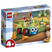 【LEGO 樂高 積木】LT-10766 初學系列 Juniors 玩具總動員4 Woody胡迪 & RC遙控車