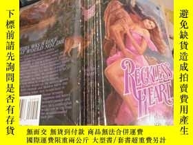 二手書博民逛書店RECKLESS罕見HEARTY11966