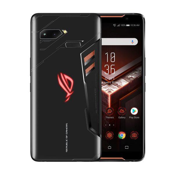 【晉吉國際】 ASUS 華碩 ROG Phone ZS600KL 8G+512GB 電競旗艦級手機