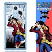 【航海王】紅米5 Plus 城牆系列 彩繪保護軟套