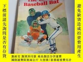二手書博民逛書店the罕見lucky baseball bat(英文)Y2128