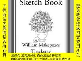 二手書博民逛書店The罕見Paris Sketch BookY410016 William Makepeace... Star
