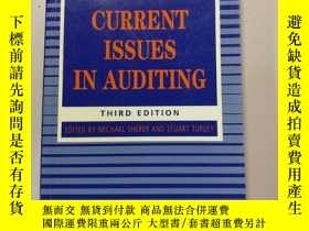二手書博民逛書店Current罕見Issues in AuditingY1946