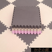 爬行墊 【40片裝】泡沫地墊拼圖地毯加厚鋪地板墊子兒童拼接爬爬墊【全館免運】11-12