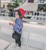 男童秋裝寶寶襯衫男兒童襯衣長袖春秋1-2-3歲潮4童裝小童6男寶寶5Mandyc