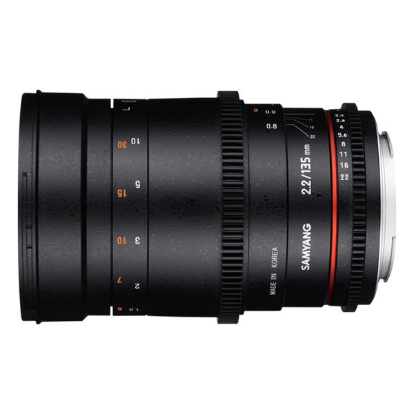◎相機專家◎ Samyang 135mm T2.2 ED UMC VDSLR 遠攝定焦鏡頭 For S 公司貨