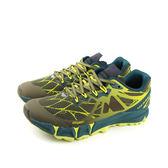 MERRELL AGILITY PEAK FLEX 越野鞋 墨綠色 男鞋 no790