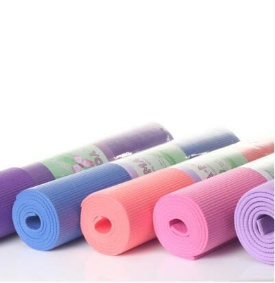 加厚加寬瑜伽墊防滑健身墊做仰臥起坐的墊子特大瑜伽墊俞加墊