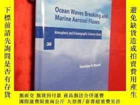 二手書博民逛書店Ocean罕見Waves Breaking and Marine