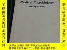 二手書博民逛書店Essentials罕見of Medical Microbiol