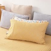 純棉枕套(2入)-碎花拾影 45×75cm