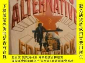 二手書博民逛書店英文原版老書:THE罕見DEVIL S ALTERNATIVE(