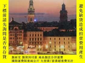 二手書博民逛書店le罕見guide mondadori stoccolmaY254800