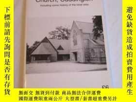 二手書博民逛書店History罕見of St Mary s Church Cud