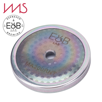 金時代書香咖啡 新品!IMS - E&B Lab 沖煮頭專用加強型精密分水網 - 奈米石英塗層 MA200RNT HG2510