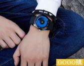 韓版創意時尚防水石英錶