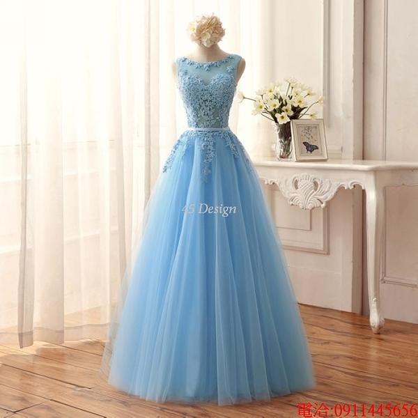 (45 Design)  7天到貨 禮服婚紗晚禮服短款晚宴年會 結婚小禮服短裙 大小顏色款式都能訂製23