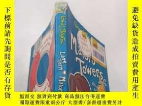 二手書博民逛書店last罕見term malory towers:上學期馬洛裏大廈Y212829 不祥 不祥