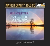 【停看聽音響唱片】【MQGCD】Ben Webster Over The Rainbow