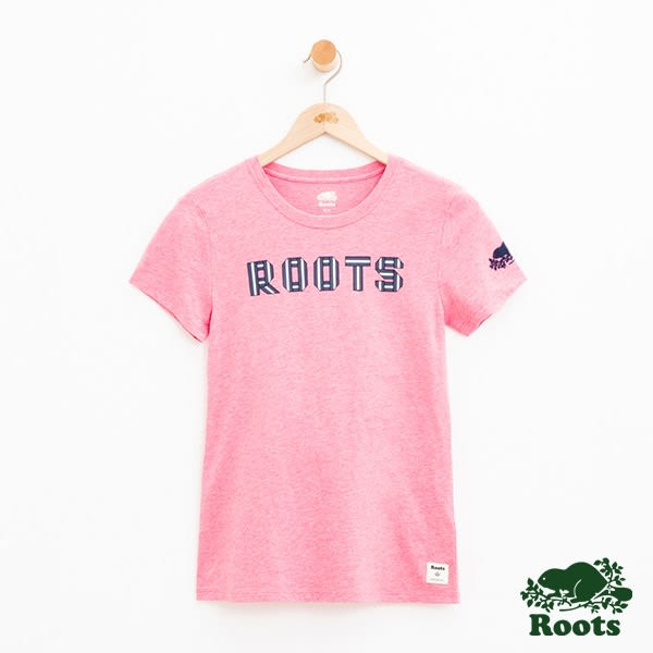 織紋LOGO短袖T恤