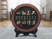書房書櫃擺件中國風藝術品辦公室書桌面書架裝飾品裝飾櫃創意飾品限時大優惠!