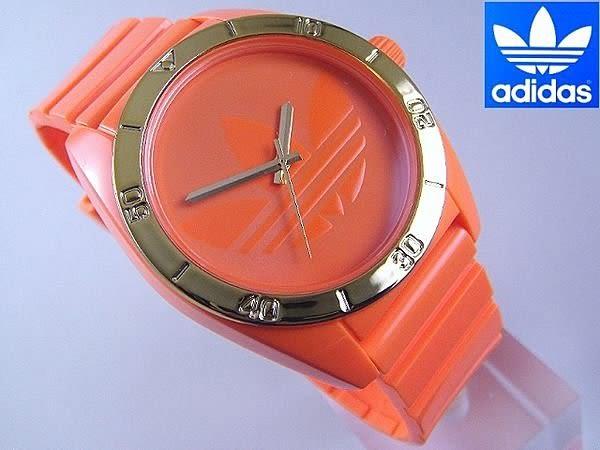 【時間光廊】adidas 愛迪達 菊色 三葉草 女錶/男錶 中性錶 運動錶 全新原廠公司貨 ADH2803