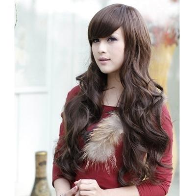 假髮(長髮)-韓風氣質迷人捲髮女假髮6色73em13【時尚巴黎】