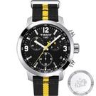 2016環法特別版 TISSOT 天梭 PRC200 環法自行車賽計時特別版手錶-黑/42mm T0554171705701