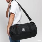 NIKE AIR JORDAN 全黑 旅行袋 旅行包 運動包 男女 (布魯克林) 9A0382023