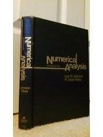二手書博民逛書店《Numerical Analysis (Mathematics