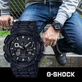 G-SHOCK GA-100BT-1A  強悍新革命潮流腕錶 GA-100BT-1ADR