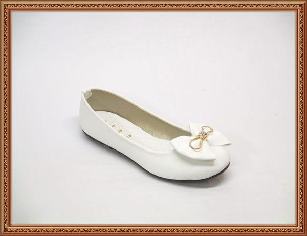 ★9142 ❤ 愛麗絲的最愛☆❤搶眼新上市 ~舒適軟底甜美蝴蝶結平底娃娃鞋/平底包鞋
