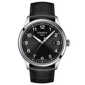 TISSOT 天梭 紳士XL經典石英手錶-41mm T1164101605700