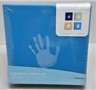 Pearhead handprint wall art set 帆布手印組-藍4入(H3PH30501)