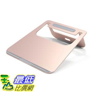[美國直購] Satechi 玫瑰金 鋁合金 立架 平板架 筆電架 for MacBook, Laptops, Notebooks, Tablets