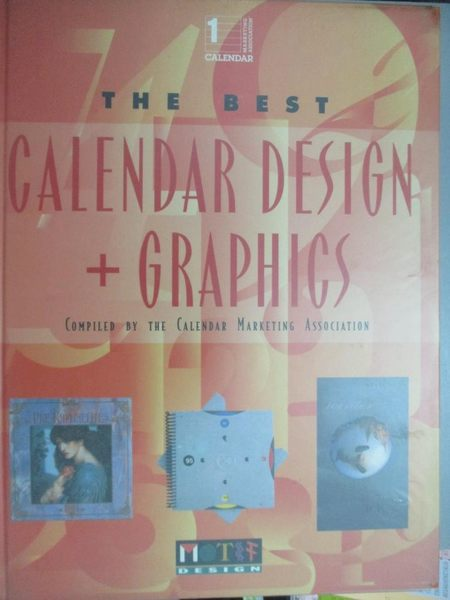 【書寶二手書T9/設計_XED】The best calendar design + graphics_Rockport