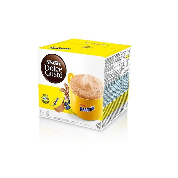 雀巢 NESCAFE Dolce Gusto 高鈣巧克力飲品 膠囊 (NESQUIK)(單盒)