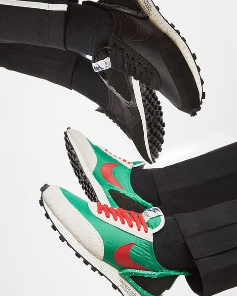 KUMO SHOES-現貨 NIKE DAYBREAK X UNDERCOVER 男鞋 全黑/CJ3295-001