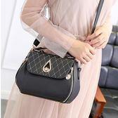 手提包 - 正韓百搭新款夏季女士單肩包 簡約貝殼包 小包包 手提包 斜挎包
