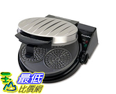 [107美國直購] 鬆餅機 Chefs Choice 835-SE PizzellePro Express Bake Pizzelle Maker