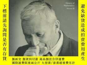 二手書博民逛書店Kolmogorov罕見In Perspective (history Of Mathematics, V. 20