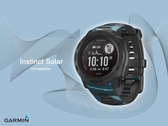 【時間道】GARMIN -預購-Instinct Solar 衝浪版太陽能美國軍用標準運動GPS智慧腕錶- 礁石灰 免運費