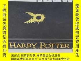 二手書博民逛書店Harry罕見Potter and the Cursed Chi